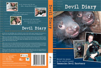 DVD slick - Devil Diary