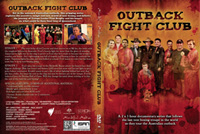 DVD slick — Outback Fight Club