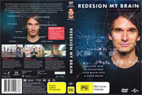 DVD Cover - Redesign My Brain
